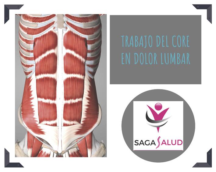 Entrenamiento del Core en rehabilitación de pacientes con hernia lumbar