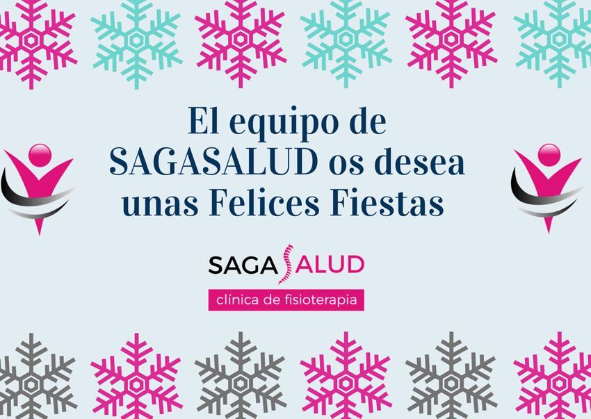 Feliz Navidad desde Saga Salud