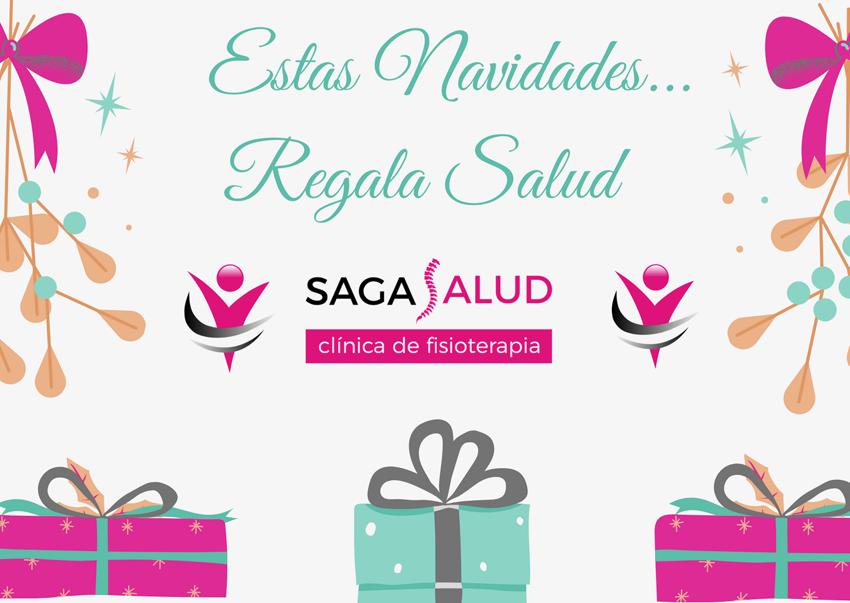 Estas Navidades regala salud desde SagaSalud Estepona